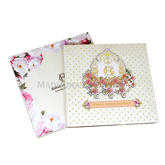 Luxury Wedding Cards - LWC-15 - 3