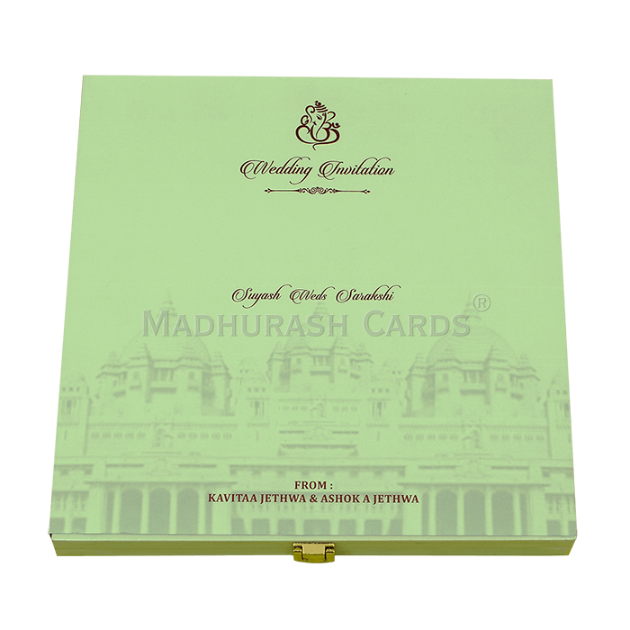 Luxury Wedding Cards - LWC-02 - 3