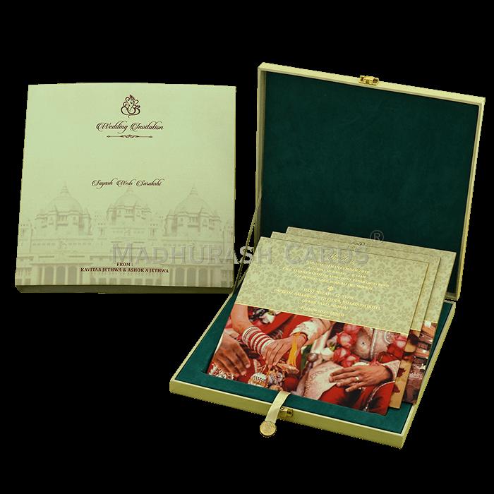 Luxury Wedding Cards - LWC-02 - 5
