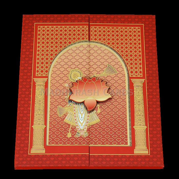 test Luxury Wedding Cards - LWC-07