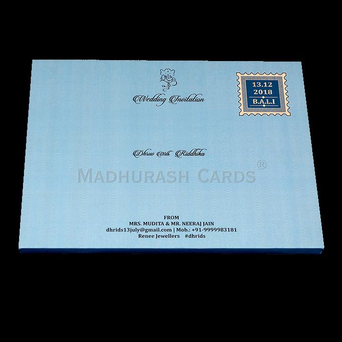 Luxury Wedding Cards - LWC-08 - 3
