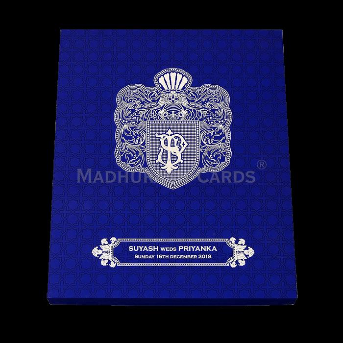 test Luxury Wedding Cards - LWC-10