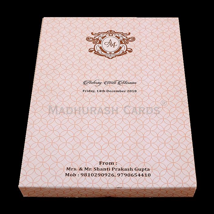 Luxury Wedding Cards - LWC-13 - 3