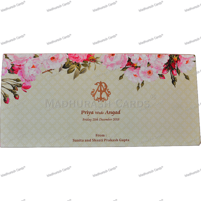 Luxury Wedding Cards - LWC-16 - 4