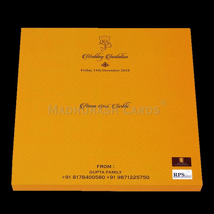 Luxury Wedding Cards - LWC-18 - 3