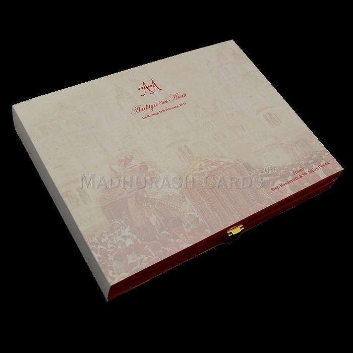 Luxury Wedding Cards - LWC-19 - 3