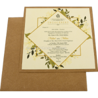 Engagement Invitations - EC-9516