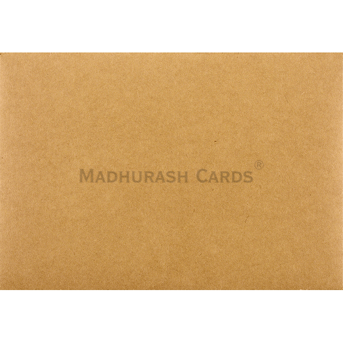 Custom Wedding Cards - CZC-8950 - 4