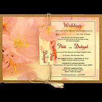 Kraft Wedding Invitations - KWC-8943