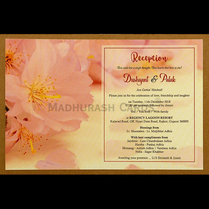 Kraft Wedding Invitations - KWC-8943 - 5