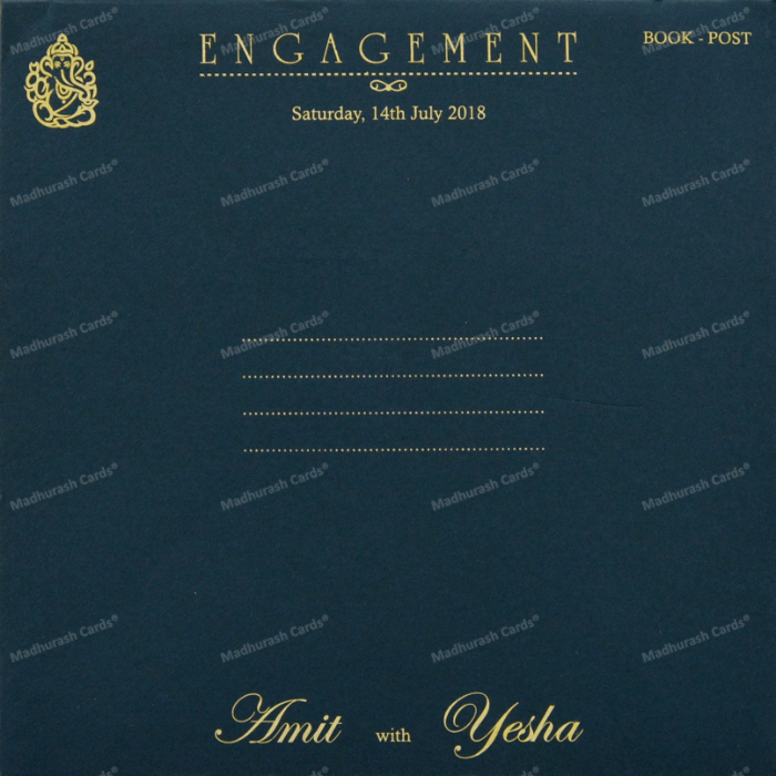 Engagement Invitations - EC-9527 - 3