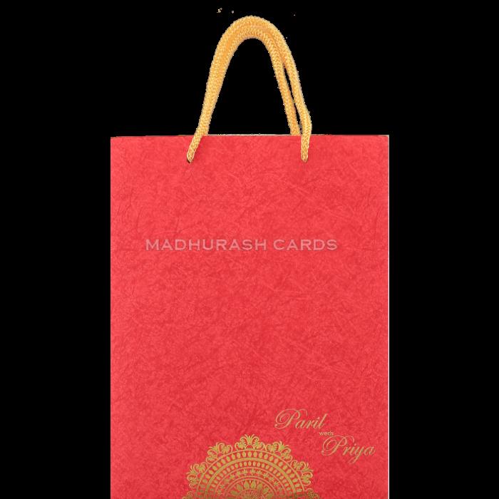 Muslim Wedding Cards - MWC-18195 - 3