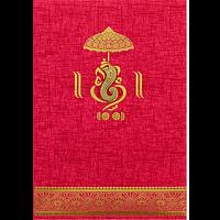 Designer Wedding Cards - DWC-18197