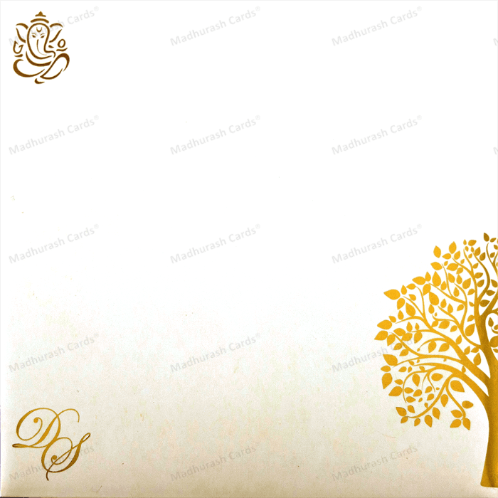 Custom Wedding Cards - CZC-9425 - 3