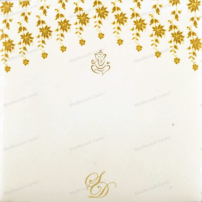 Custom Wedding Cards - CZC-9438 - 3