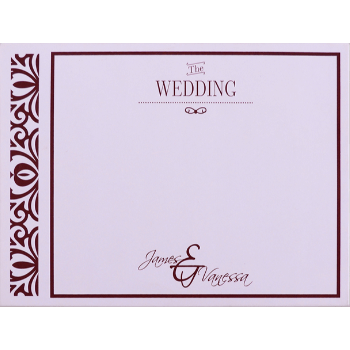 Personalized Single Invites - PSI-9729 - 4