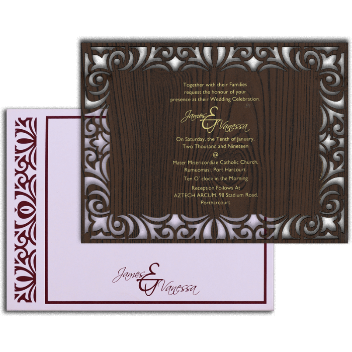 test Birthday Invitation Cards - BPI-9729