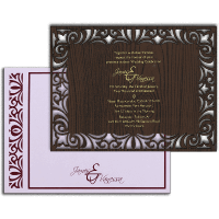 Thread Ceremony Invites - TCI-9729