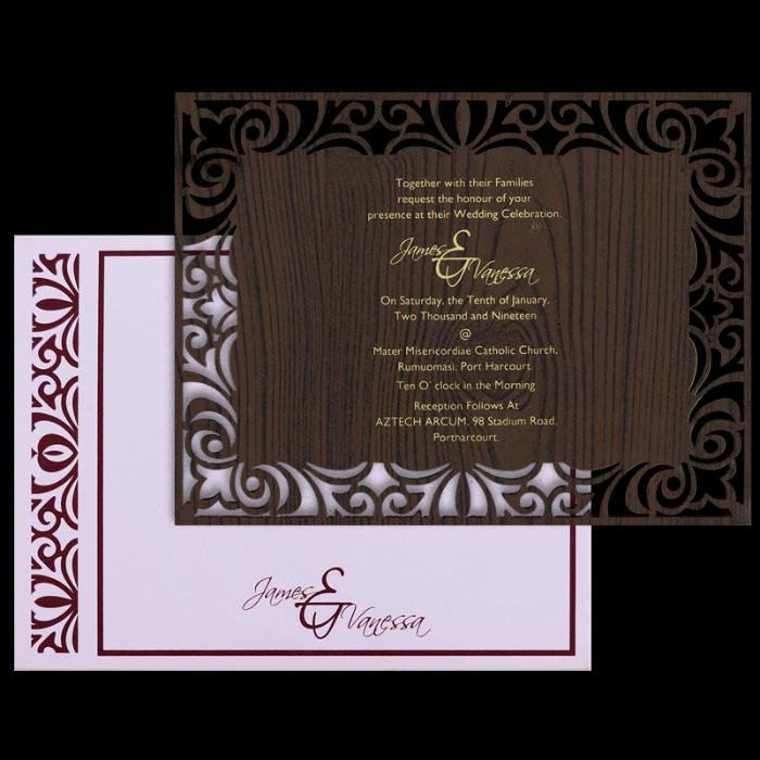 test Bridal Shower Invitations - BSI-9729