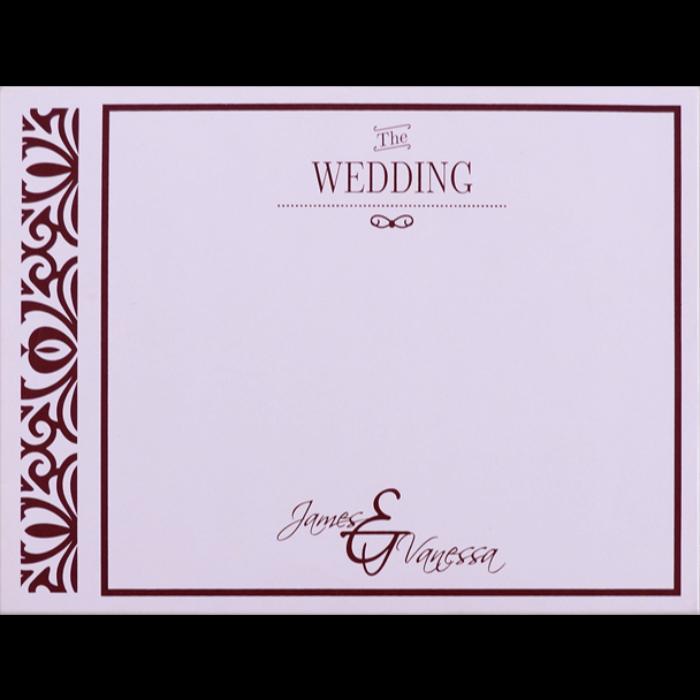 Bridal Shower Invitations - BSI-9729 - 4