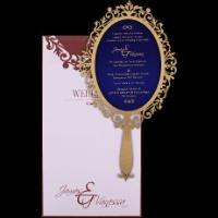 Personalized Single Invites - PSI-9718