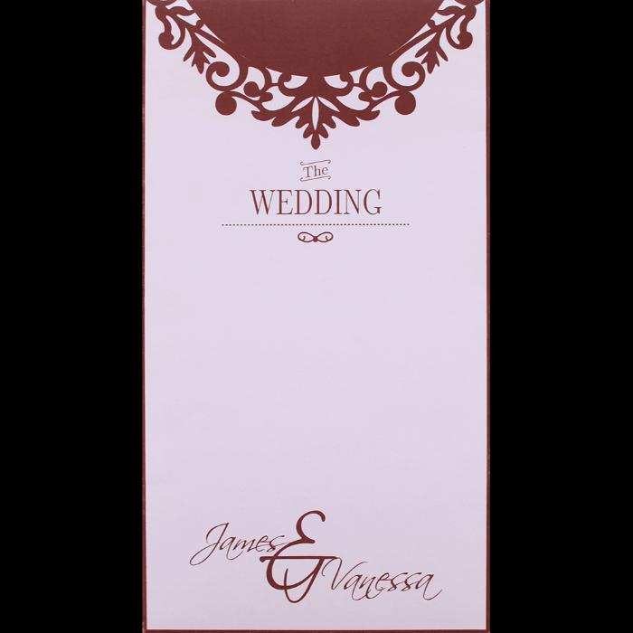 Personalized Single Invites - PSI-9718 - 4