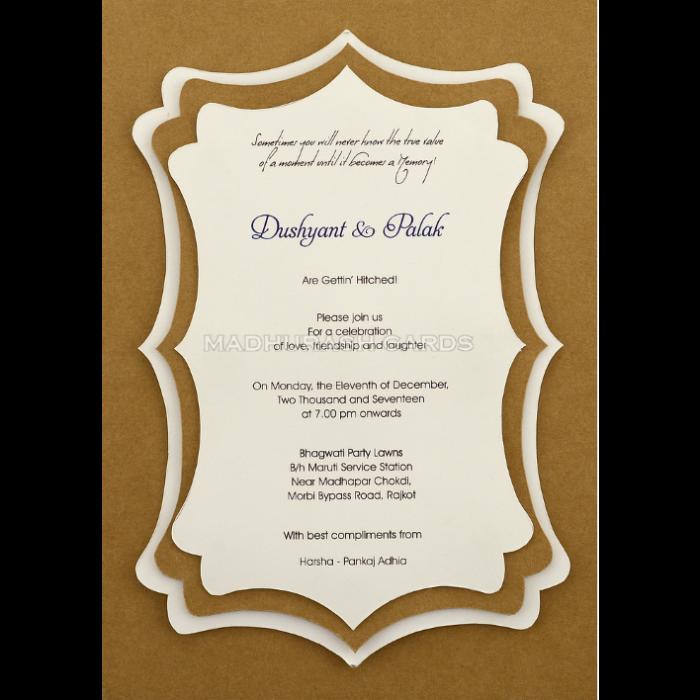 Personalized Single Invites - PSI-9471 - 4