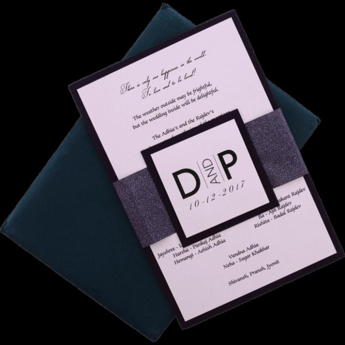 Personalized Single Invites - PSI-9521 - 3