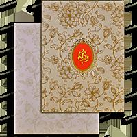 Designer Wedding Cards - DWC-18226