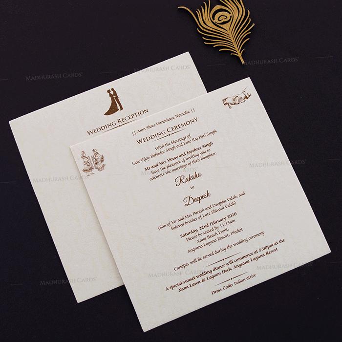 Engagement Invitations - EC-18178 - 4