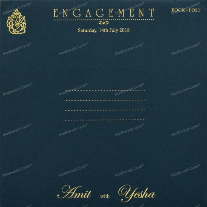Personalized Single Invites - PSI-9527 - 3