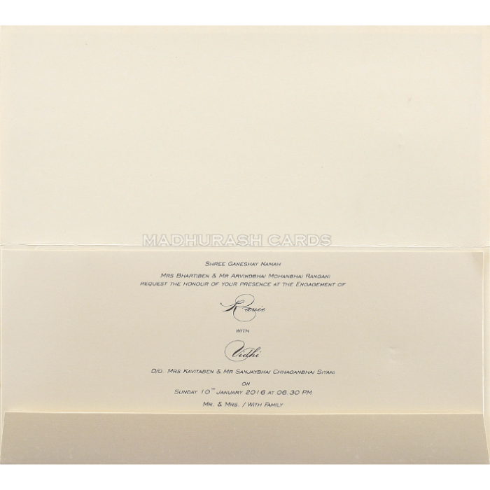 Personalized Single Invites - PSI-9467 - 4