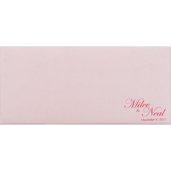 Hard Bound Wedding Cards - HBC-14116S - 4