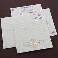Sikh Wedding Cards - SWC-17270