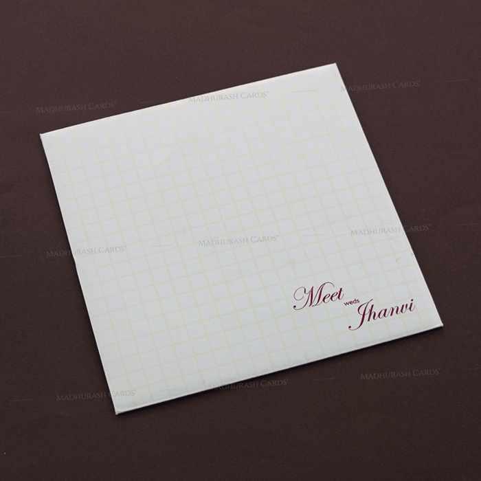 Sikh Wedding Cards - SWC-17270 - 3