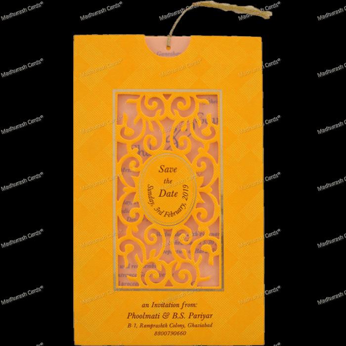 Thread Ceremony Invites - TCI-18613 - 3