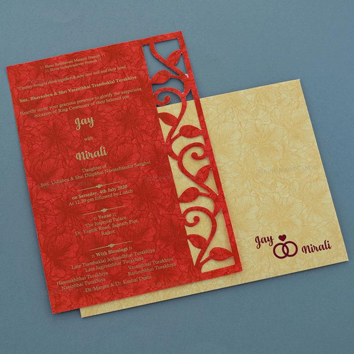 Inauguration Invitations - II-18647