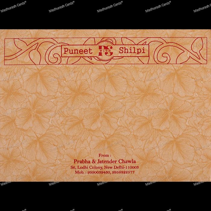Inauguration Invitations - II-18647 - 3