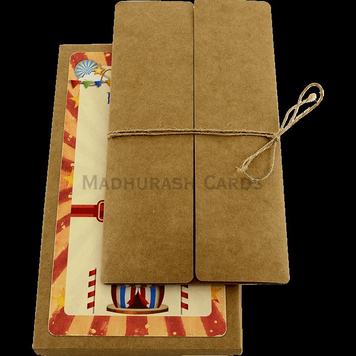 Birthday Invitation Cards - BPI-8830 - 4