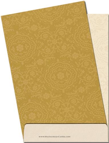 Custom Wedding Cards - CZC-9023PGS - 4
