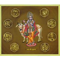 Bhagwat Saptah Cards - BSC-1905