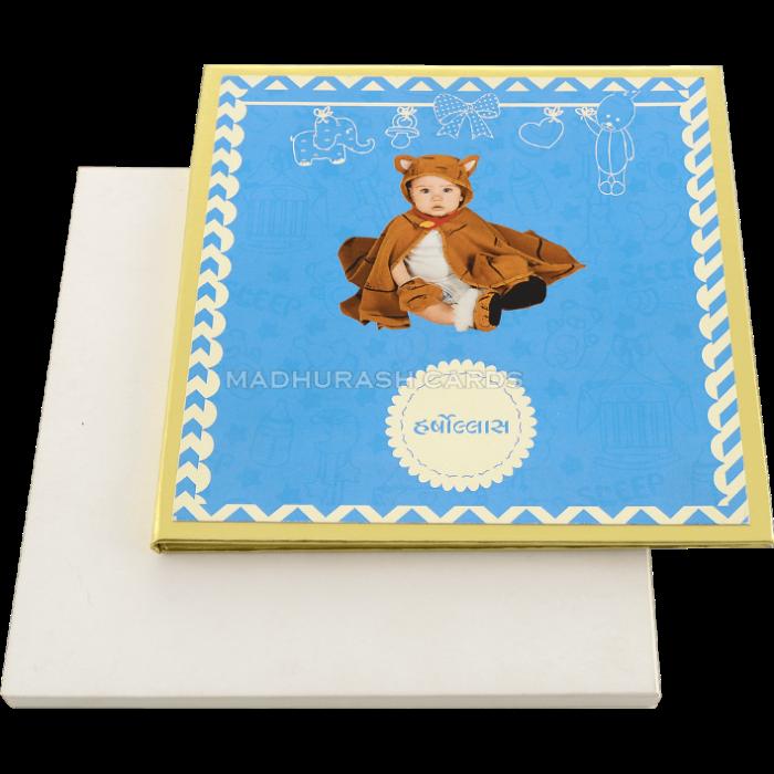Birthday Invitation Cards - BPI-8951B - 3