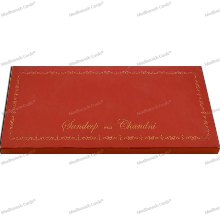 Boxed Scroll Cards - SC-5111Barat - 4