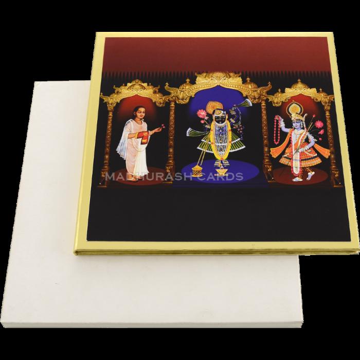 Bhagwat Saptah Cards - BSC-8961B - 3
