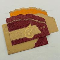 Hindu Wedding Cards - HWC-4478