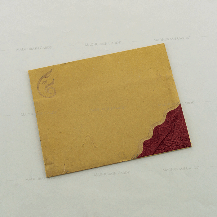Hindu Wedding Cards - HWC-4478 - 3