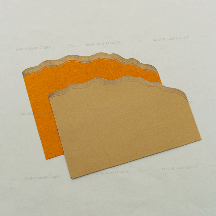 Hindu Wedding Cards - HWC-4478 - 4