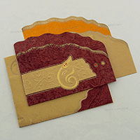 Designer Wedding Cards - DWC-4478