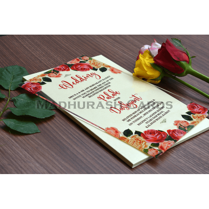 Personalized Single Invites - PSI-8866 - 4