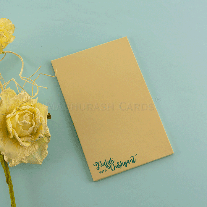 Custom Wedding Cards - CZC-8867 - 3